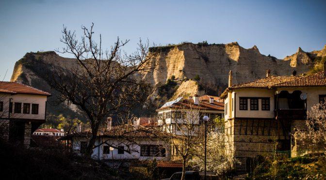 Град Мелник – прелестен, малък, древен