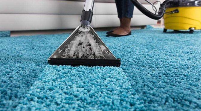 Какво да правим, ако възникне проблем при почистване и пране на килими