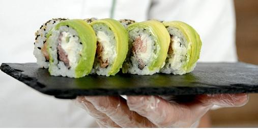 Да похапнем суши в SUSHI POINT