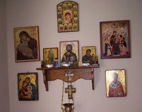 Подарък православна икона за подходящ повод