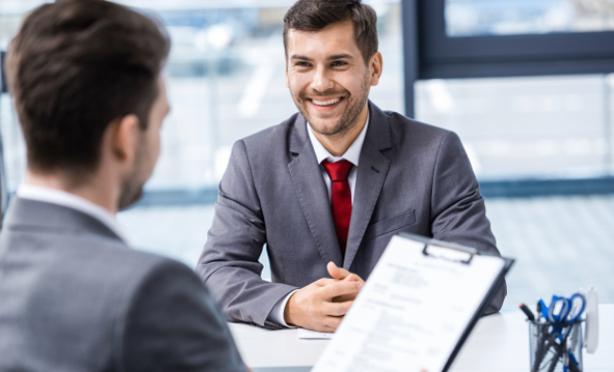 Как да се държите на интервю за работа?